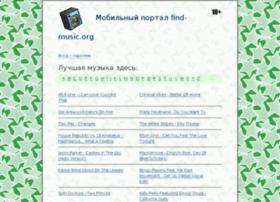 find-music.org