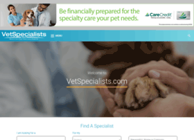 find.vetspecialists.com