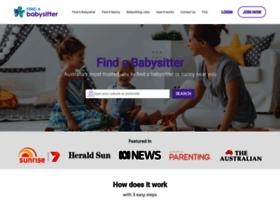 findababysitter.com.au