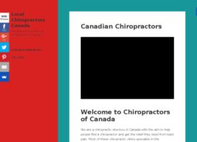 findachiropractors.com