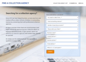 findacollectionagency.com