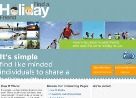 findaholidayfriend.com