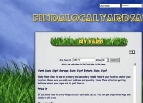 findalocalyardsale.com