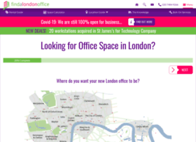 findalondonoffice.co.uk