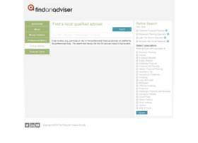 findanadviser.org