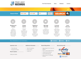 findanyrecords.com