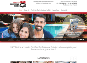 findaprofessionalbuilder.com