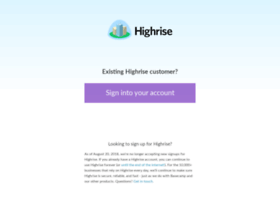 findasense.highrisehq.com