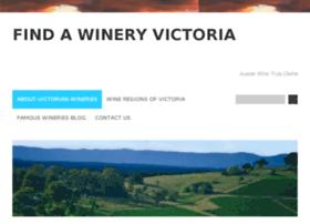 findawineryvictoria.com.au