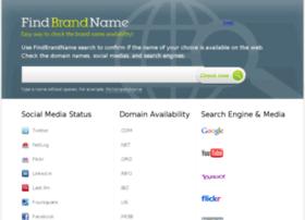 findbrandname.com