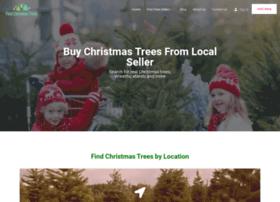findchristmastrees.com