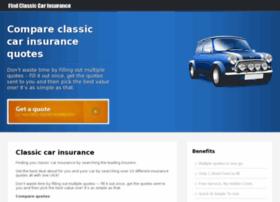 findclassiccarinsurance.com