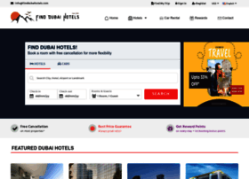 finddubaihotels.com