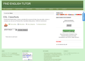 findenglishtutor.com
