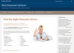 findfinancialadvisors.co.uk