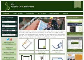 findgreendealproviders.co.uk