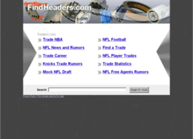 findheaders.com