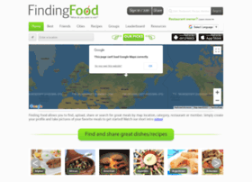 findingfood.com