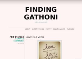 findinggathoni.wordpress.com