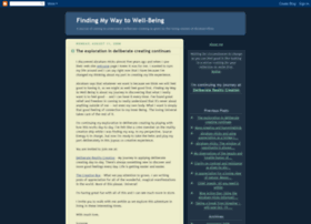 findingmywaytowellbeing.blogspot.nl