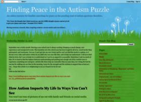 findingpeaceinthepuzzle.blogspot.com