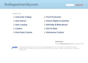 findinguniversity.com