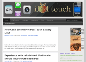 findipodtouch.com