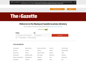 findit.blackpoolgazette.co.uk
