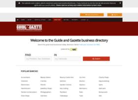 findit.guideandgazette.co.uk