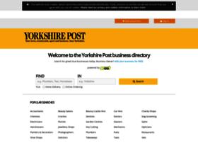 findit.yorkshirepost.co.uk