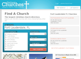 findlocalchurches.com