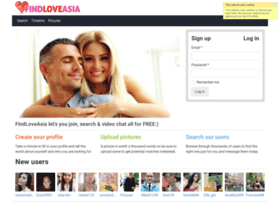 findloveasia.com