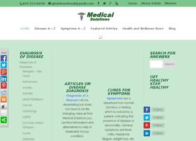 findmedicalsolutions.com