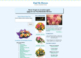 findmeflowers.com.au