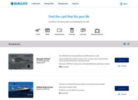 findmybarclaycard.com