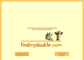 findmydouble.com