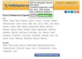 findmyorganizer.com