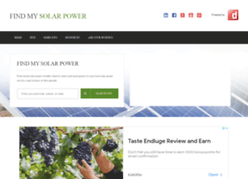 findmysolarpower.com.au