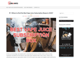 findmyvapes.com