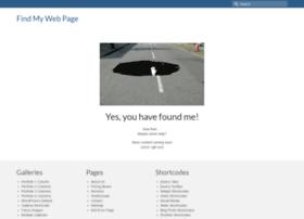 findmywebpage.com