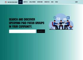 findpaidfocusgroup.com