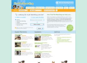 findpetboarding.com