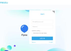 findphoneweb.meizu.com