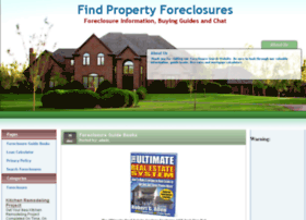 findpropertyforeclosures.com