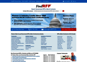 findrfp.com