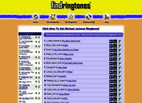 findringtones.com