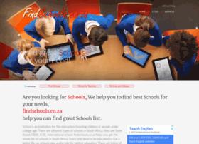 findschools.co.za