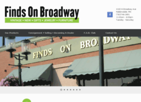 findsonbroadway.com