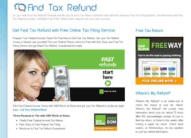 findtaxrefund.com