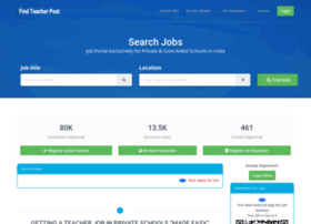 findteacherpost.com